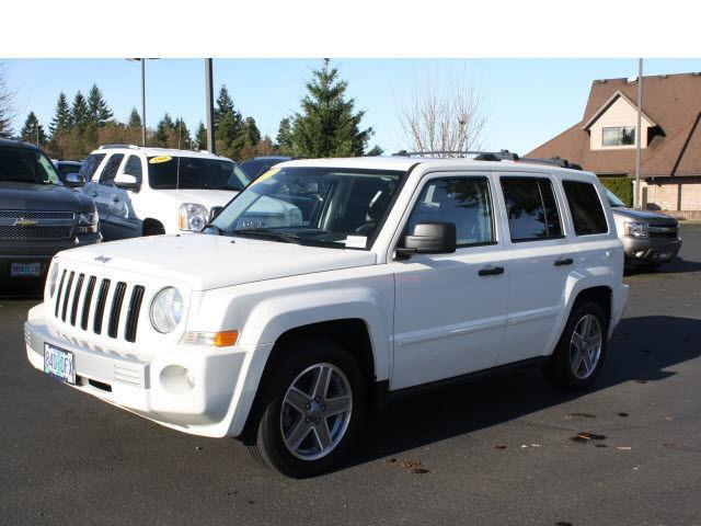 2007 jeep patriot limited for sale in sandy oregon classified. Black Bedroom Furniture Sets. Home Design Ideas