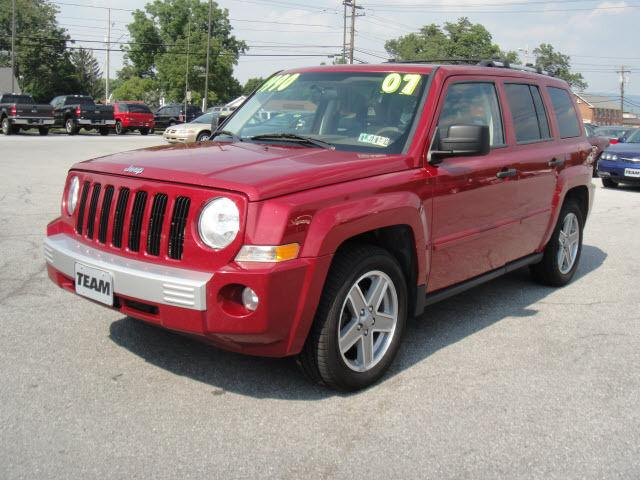 2007 jeep patriot limited for sale in duncansville pennsylvania classified. Black Bedroom Furniture Sets. Home Design Ideas