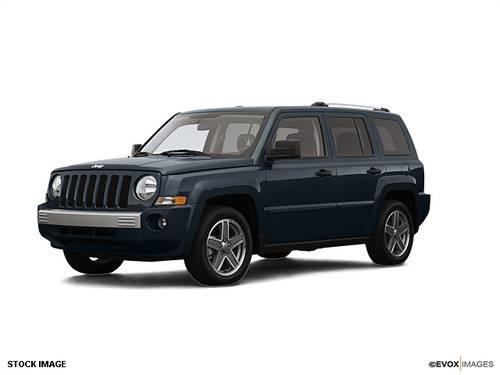 2007 jeep patriot suv limited for sale in brandon mississippi classified. Black Bedroom Furniture Sets. Home Design Ideas
