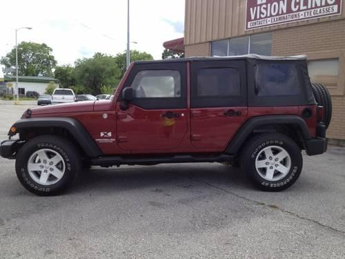 2007 jeep wrangler 4 door 4wd very nice for sale in muscle shoals alabama classified. Black Bedroom Furniture Sets. Home Design Ideas