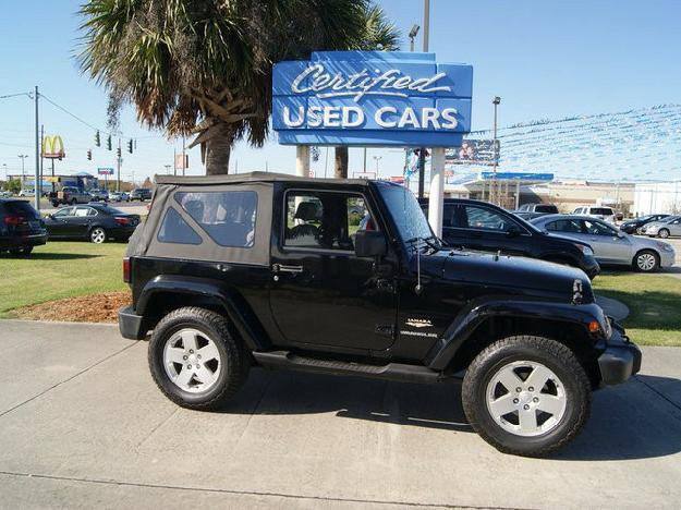 2007 jeep wrangler 4wd 2dr sahara for sale in sunset louisiana classified. Black Bedroom Furniture Sets. Home Design Ideas