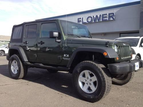 2007 jeep wrangler sport utility unlimited x for sale in. Black Bedroom Furniture Sets. Home Design Ideas