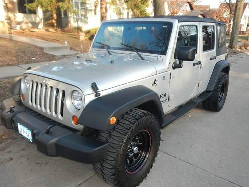 2007 jeep wrangler supercharged for sale in prior lake minnesota classified. Black Bedroom Furniture Sets. Home Design Ideas