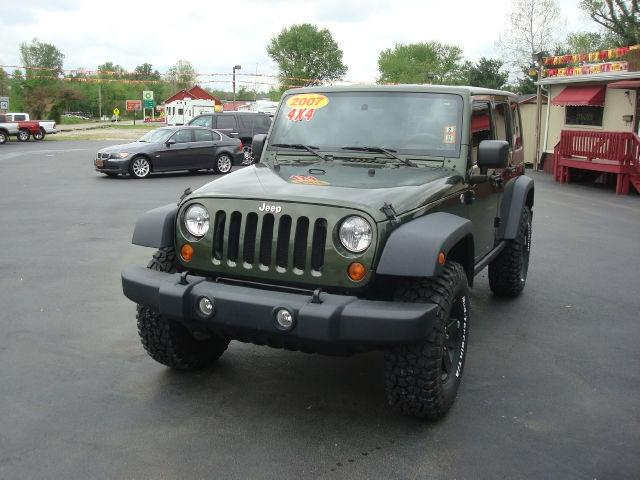 2007 jeep wrangler unlimited rubicon for sale in williamstown west virginia classified. Black Bedroom Furniture Sets. Home Design Ideas