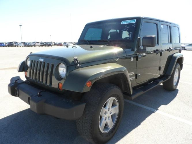 2007 jeep wrangler unlimited sahara 4wd for sale in dallas texas classified. Black Bedroom Furniture Sets. Home Design Ideas