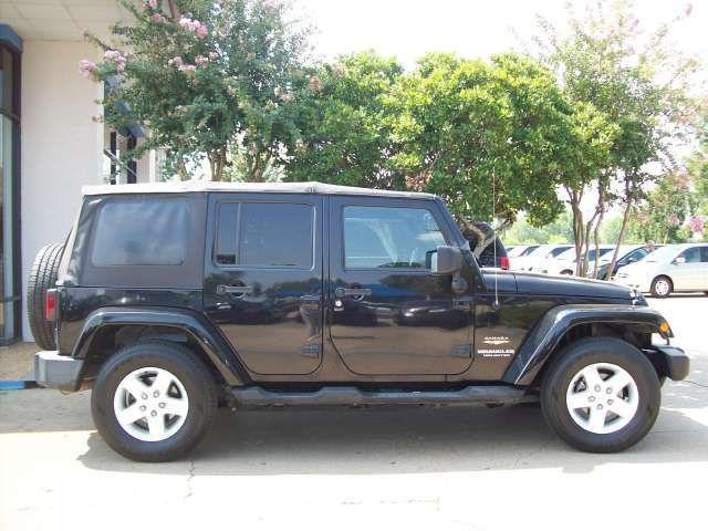 2007 jeep wrangler unlimited sahara for sale in alexandria louisiana. Cars Review. Best American Auto & Cars Review