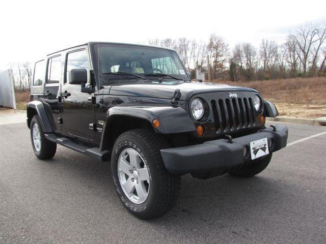 2007 jeep wrangler unlimited sahara for sale in prince george. Black Bedroom Furniture Sets. Home Design Ideas