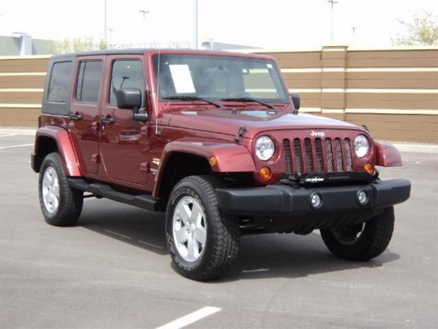 2007 jeep wrangler unlimited sahara for sale in surprise arizona. Cars Review. Best American Auto & Cars Review