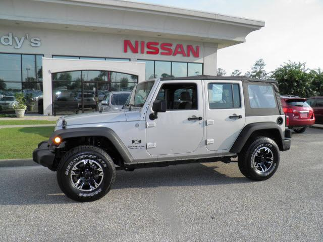 2007 jeep wrangler unlimited x for sale in dothan alabama classified. Black Bedroom Furniture Sets. Home Design Ideas