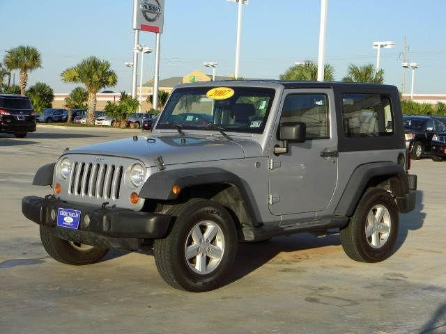 2007 jeep wrangler x for sale in kingsville texas classified. Black Bedroom Furniture Sets. Home Design Ideas
