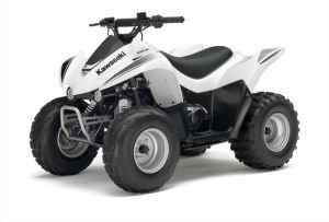 2007 kawasaki automatic kids 4 wheeler mitchell ne for sale in scottsbluff nebraska. Black Bedroom Furniture Sets. Home Design Ideas