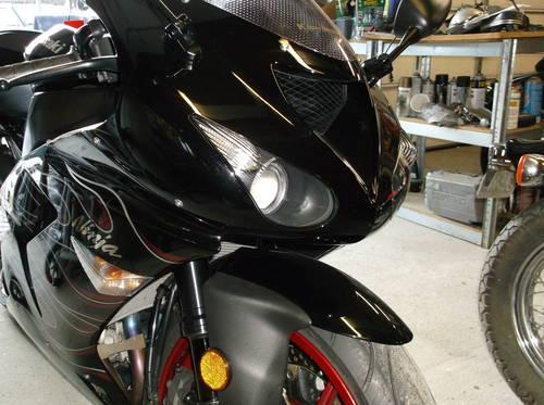 2007 Kawasaki Ninja ZX10R Limited Edition for Sale in Warren