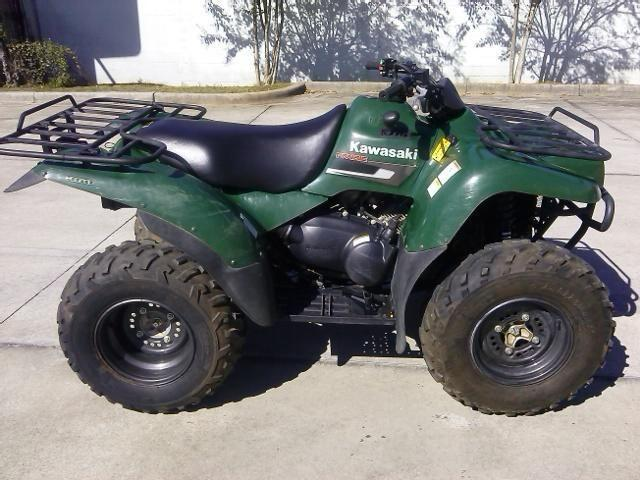 2007 kawasaki Prairie 360 4x2 atv . Only 35 hours, One Owner for ...