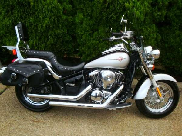 2007 Kawasaki Vulcan 900 Classic Lt For Sale In Tarentum