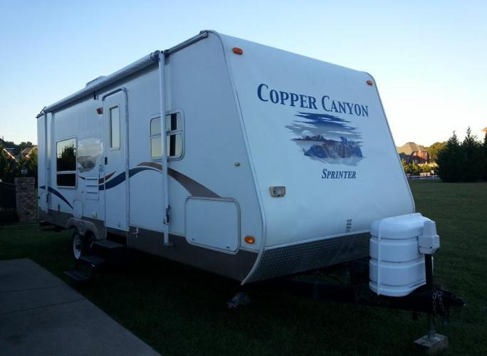 2007 Keystone Copper Canyon 259 For Sale In Murfreesboro