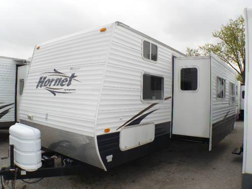 2007 Keystone Hornet Retreat 38bhds Travel Trailer 2 Slides Bunk Room For Sale In Clyde Ohio