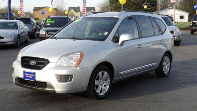 2007 kia rondo lx wagon for sale in cornelius oregon. Black Bedroom Furniture Sets. Home Design Ideas