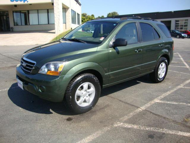 2007 Kia Sorento Lx For Sale In Altavista Virginia