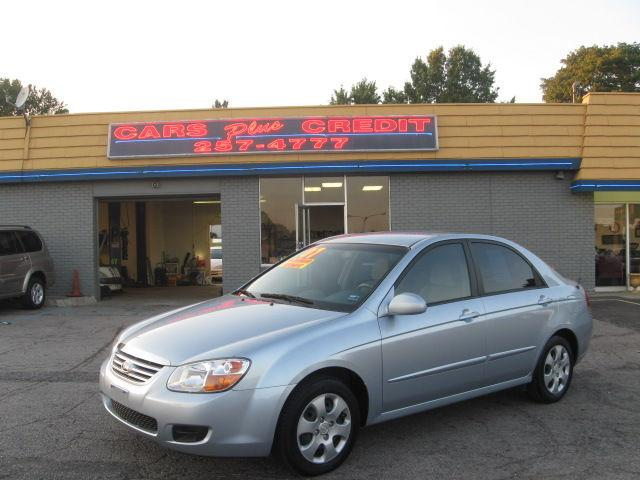 2007 kia spectra ex for sale in independence missouri classified. Black Bedroom Furniture Sets. Home Design Ideas