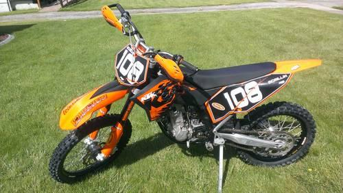 2007 ktm 250 sxf for sale in youngstown ohio classified. Black Bedroom Furniture Sets. Home Design Ideas