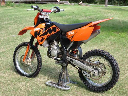 Ktm Sx For Sale Used
