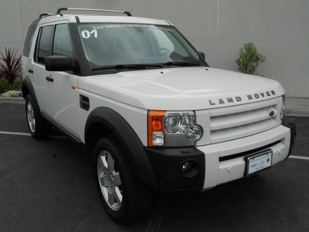 2007 land rover lr3 hse for sale in san diego california classified. Black Bedroom Furniture Sets. Home Design Ideas