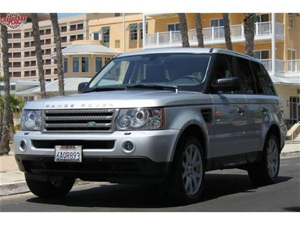 2007 land rover range rover for sale in marina del rey california classified. Black Bedroom Furniture Sets. Home Design Ideas