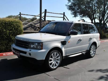 2007 land rover range rover sport for sale in rocklin california. Black Bedroom Furniture Sets. Home Design Ideas