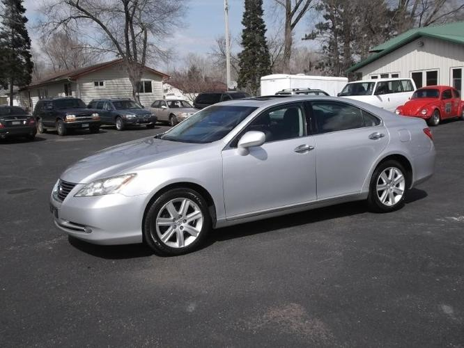 2007 lexus es 350 4dr sdn for sale in andover minnesota classified. Black Bedroom Furniture Sets. Home Design Ideas