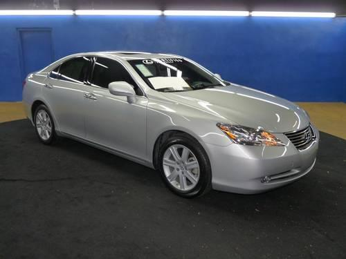 2007 lexus es 350 for sale in tampa florida classified. Black Bedroom Furniture Sets. Home Design Ideas