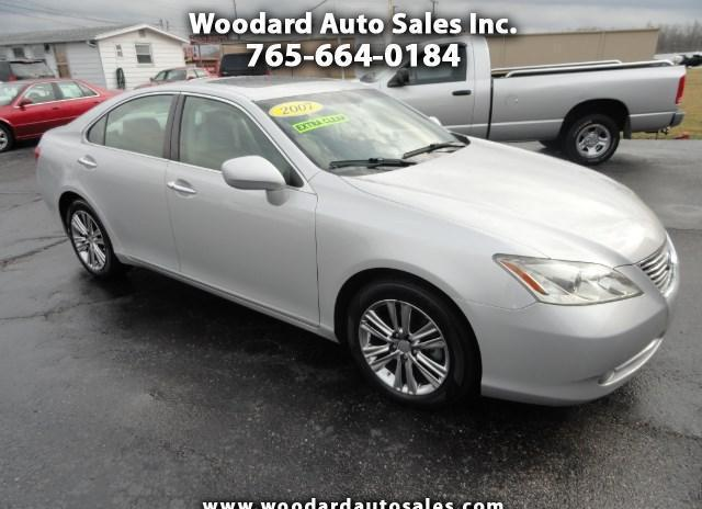 2007 lexus es 350 for sale in marion indiana classified. Black Bedroom Furniture Sets. Home Design Ideas