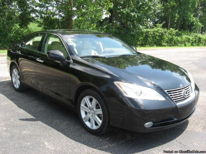 2007 lexus es 350 sedan for sale in deering illinois classified. Black Bedroom Furniture Sets. Home Design Ideas