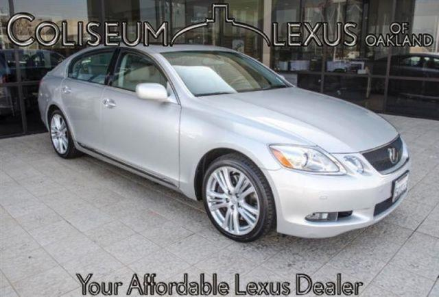 2007 lexus gs 450h 4dr hybrid for sale in oakland california classified. Black Bedroom Furniture Sets. Home Design Ideas
