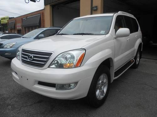 2007 lexus gx 470 sport utility for sale in hasbrouck heights new jersey classified. Black Bedroom Furniture Sets. Home Design Ideas