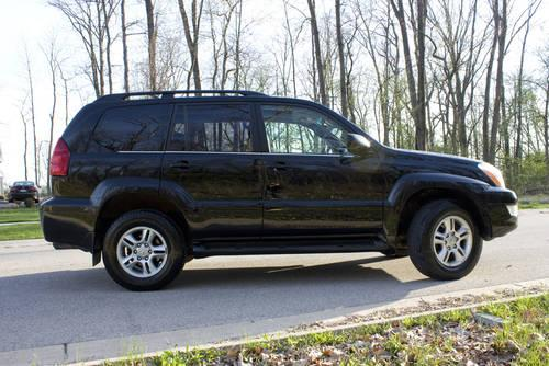 2007 lexus gx470 one owner excellent condition dvd headrests for sale in perrysburg ohio. Black Bedroom Furniture Sets. Home Design Ideas