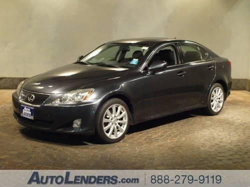 2007 lexus is 250 4dr car awd sedan for sale in dover township new jersey classified. Black Bedroom Furniture Sets. Home Design Ideas