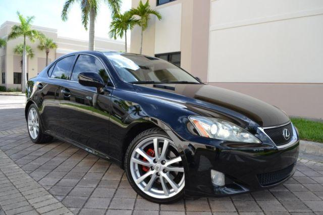 2007 lexus is250 premium package lowest priced fully loaded for sale in west palm beach. Black Bedroom Furniture Sets. Home Design Ideas