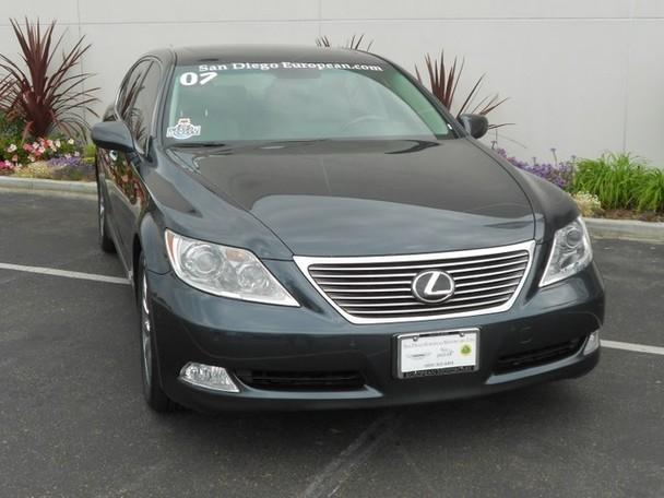 2007 lexus ls 460 for sale in san diego california classified. Black Bedroom Furniture Sets. Home Design Ideas