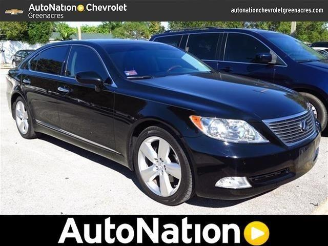 2007 lexus ls 460 for sale in greenacres florida classified. Black Bedroom Furniture Sets. Home Design Ideas