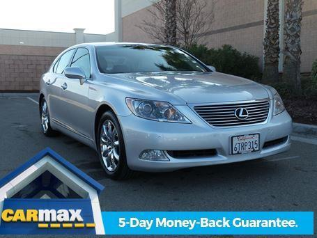 2007 Lexus LS 460 Base 4dr Sedan