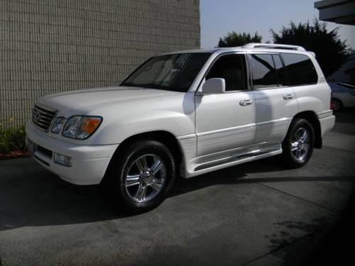 2007 LEXUS LX 470 for Sale in Artesia, California ...