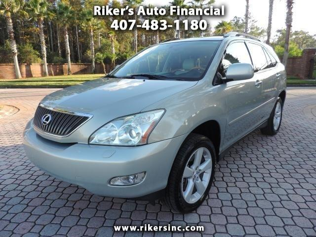 2007 lexus rx 350 base kissimmee fl for sale in kissimmee florida classified. Black Bedroom Furniture Sets. Home Design Ideas