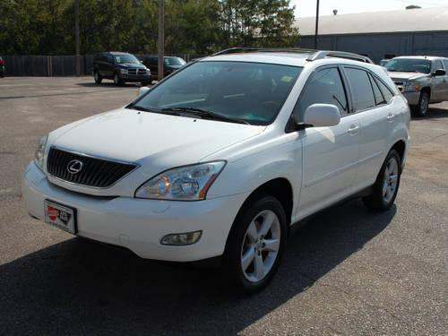 2007 lexus rx 350 suv for sale in wichita kansas. Black Bedroom Furniture Sets. Home Design Ideas