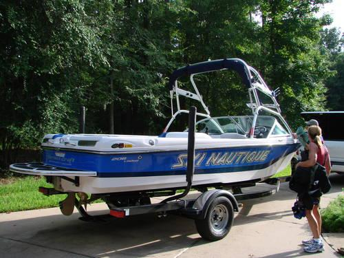 2007 Limited Edition Ski Nautique 206 For Sale In Camilla Texas