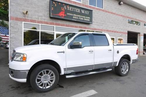 2007 lincoln mark lt pickup truck for sale in naugatuck connecticut classified. Black Bedroom Furniture Sets. Home Design Ideas