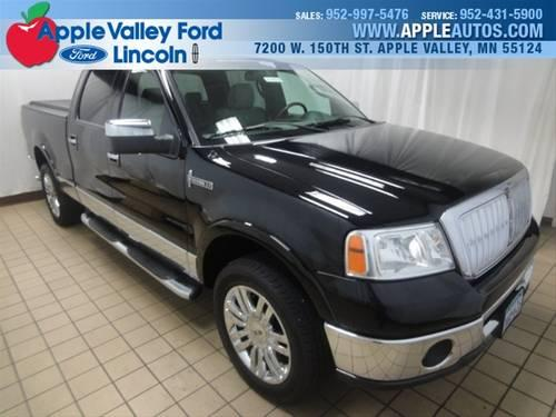 2007 lincoln mark lt truck base for sale in apple valley minnesota classified. Black Bedroom Furniture Sets. Home Design Ideas