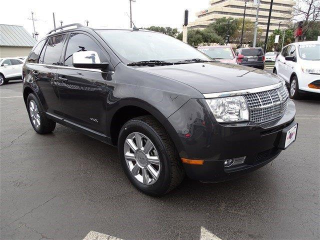 2007 lincoln mkx base 4dr suv for sale in san antonio texas classified. Black Bedroom Furniture Sets. Home Design Ideas