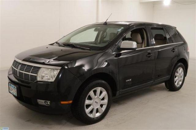 2007 lincoln mkx r for sale in buffalo minnesota classified. Black Bedroom Furniture Sets. Home Design Ideas