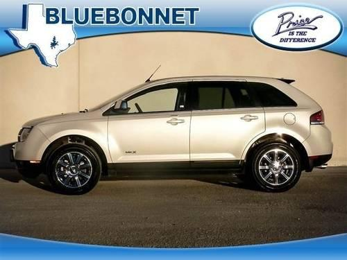 2007 lincoln mkx sport utility fwd 4dr for sale in canyon lake texas classified. Black Bedroom Furniture Sets. Home Design Ideas
