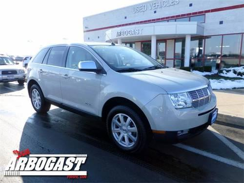 2007 lincoln mkx suv for sale in troy ohio classified. Black Bedroom Furniture Sets. Home Design Ideas